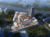 专注商业空间设计,中烨设计作品 广东广州天河里福云汇商业中心
