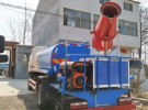 17年新款改装二手洒水车 园林绿化5吨小型洒水车全国物流包运5年2.1万公里2.1万