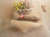 春秋高档天鹅绒莫代尔外贸女士短丝袜批发厂家直销满包邮货源地摊