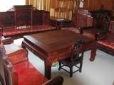 南京回收红木家具商店/解放老红木家具回收