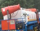 油罐车东风长期出售二手流动加油车洒水车