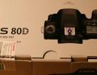 佳能5D3 6D 80D全新正品国行带票