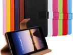 索尼Xperia Z1 迷你  手机保护套 平纹真皮 钱包款皮套 厂家批发