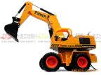 铲车 线控挖土机 遥控挖掘机工程车 厂家热卖品 儿童玩具批发城