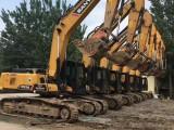 武汉哪里卖二手挖掘机 转让三一215和235-9挖掘机,包运