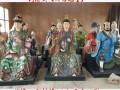 河南云峰佛像厂家供应全真道祖师吕洞宾神像八仙神像1.8米