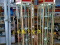 展柜展示柜台,仓储仓库角钢货架批发,便利店超市货架