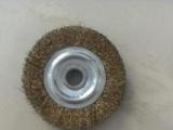 浙江永康厂家直销 供应精品125平型钢丝轮100个每件