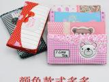 2013新款韩版卡通可爱女生钱包 女士卡包 两折长款学生钱包批发