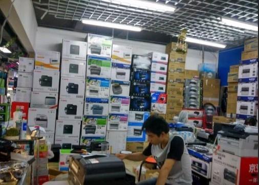 上海各品牌复印机租赁通增办公为您报价