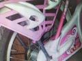 个人转让儿童凤凰自行车一辆可折叠