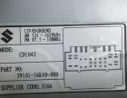 出售铃木雨燕原厂车载碟机