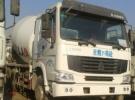 低价转让二手江淮格尔发水泥搅拌罐车车况良好手续齐全4年8万公里10万
