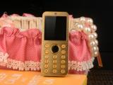国产佰迪通T1000 全新直板时尚个性手机 学生手机 拉丝