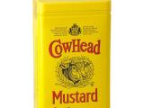 CowHead 牛头牌黄芥末粉 454g/罐寿司食材必备辰溢轩厂
