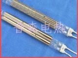 半镀金加热管 优质石英发热管 石英发热管生产厂家