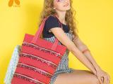 广州品牌2014年较新款时尚较潮手提斜挎帆布女包包批发一件代发