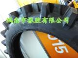 拖拉机轮胎8.3-42水田高花纹轮胎农业机械轮胎