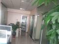 新华城市广场115平精装写字楼31/平有办公家具