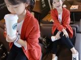2018春款童毛衣韩版中大童纯棉线套头毛衣7.3元