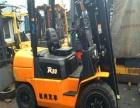 原装合力2吨电动仓储叉车低价卖_升高4米侧移叉车