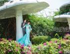 三亚百合经典婚纱摄影希腊圣里尼