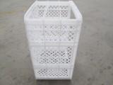 63枚鸭蛋托专用鸭蛋箱种鸭场专用鸭蛋筐塑料出口品质鸭蛋运输筐