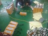 河南郑州路灯电池厂家