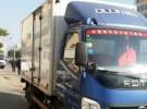 卖车,奥铃厢式货车3年6万公里5.8万