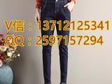 朝阳哪里低价时尚秋冬新款韩版小脚裤批发厂家直销一手货源服装