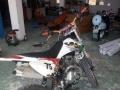 越野摩托250cc