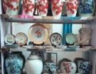 出售在村里收来的老旧瓷器