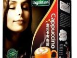 马来西亚 进口白咖啡 速溶咖啡 蓝西咖啡