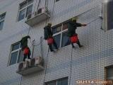 中山小榄专业高空清洗外墙 外墙粉刷 地板打蜡