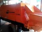 台州各种型号混凝土输送泵生产,销售,租赁