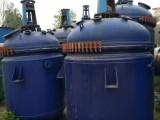 购销二手反应釜 储存罐 冷凝器搅拌罐