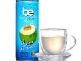 原装泰国进口椰汁必怡100%纯椰子水240ml/罐饮料批发