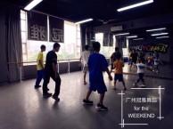 广州海珠少儿街舞寒假班培训就来广州冠雅舞蹈