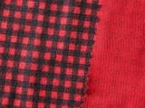 供应各类格子仿棉绒面料,家纺面料,鞋材面