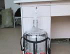 梅酒瓶泡酒瓶方格瓶发酵大细口玻璃瓶carboy