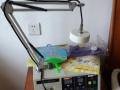 亿健跑步机,医院用的微波机