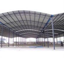 花都承接厂房搭建 新华铁皮瓦棚搭建 狮岭专业雨棚搭建