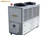 供应优质超低温反应釜冷水机风冷式冷水机15HP较低-30度