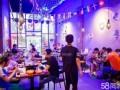 龙潮炭火烤鱼烤肉加盟酒吧烧烤主题餐厅海鲜大排档