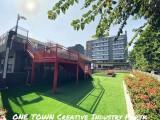 南村万博地铁站旁 创意园精装小面积60方办公室 配套齐全