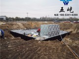 消防地埋水箱供应 山东BDF地埋水箱批发 地埋水箱厂家