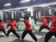 天津市武术散打暑期培训班