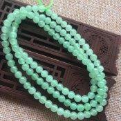 哪里可以买到优惠的玲珑福冰润果绿翡翠项链,玉器加盟