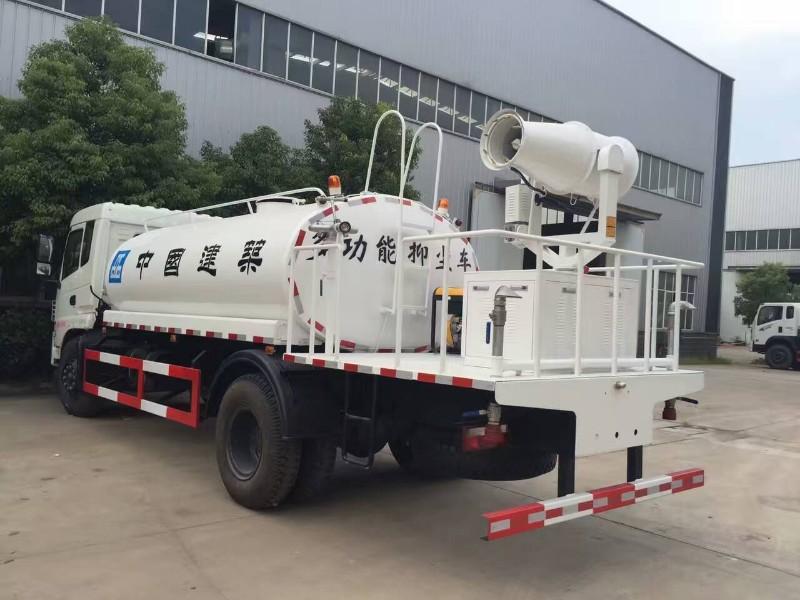 抑尘车 洒水车功能配置 工作原理和用途