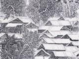河南的国家一级美术师画家-吴优